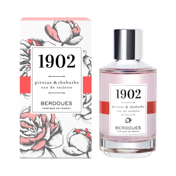 1902 Pivoine & Rhubarbe