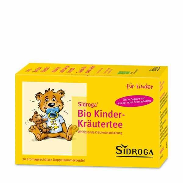 Bio Kinder Kräutertee Beutel