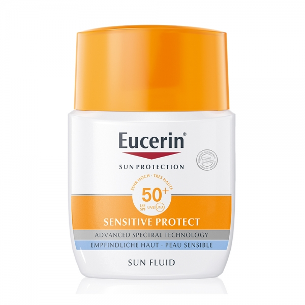 Sun Fluid Face Sensitive Protect SPF50+
