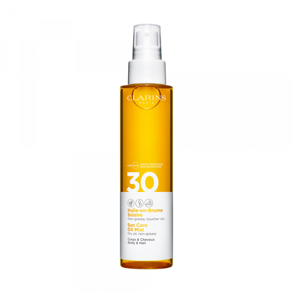 Solaires Corps SPF30 Huile