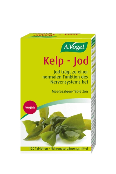 Kelp - Jod