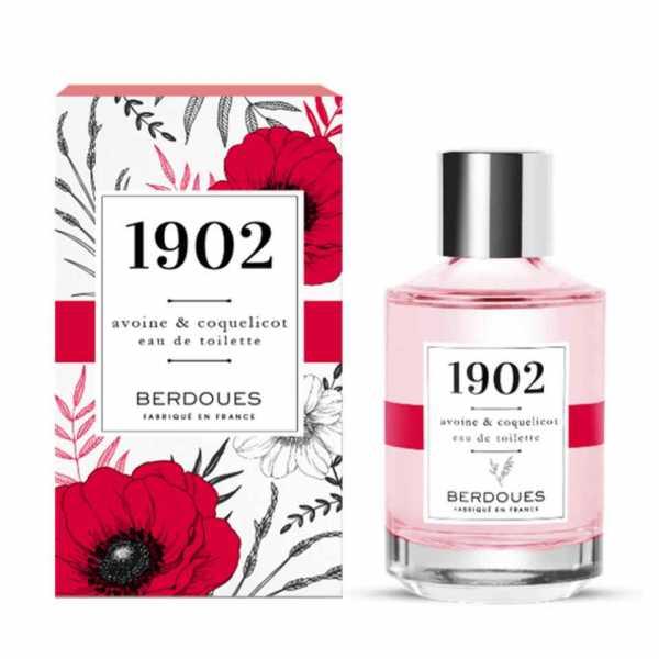 1902 Avoine & Coquelicot