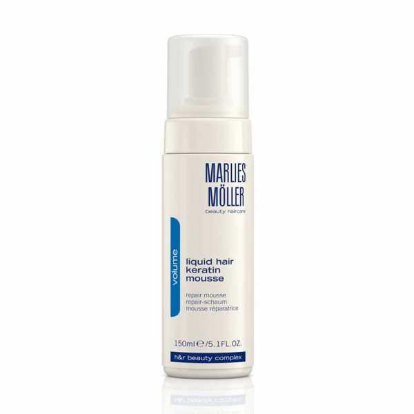 Liquid Hair Keratin Mousse