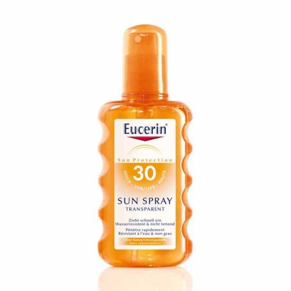 Sun Spray Transparent LSF 30