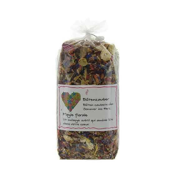 Blütenzauber Tee