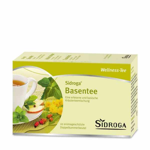 Wellness Basentee Beutel
