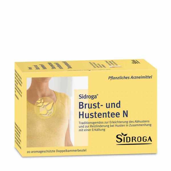 Brust- und Hustentee N Beutel