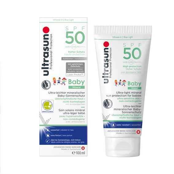 Sun Baby Mineral SPF50