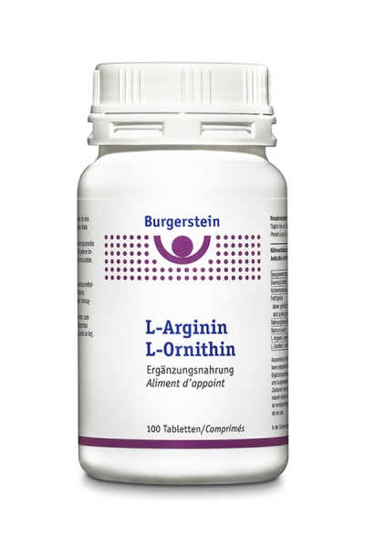 L-Arginin L-Ornithin Tabletten