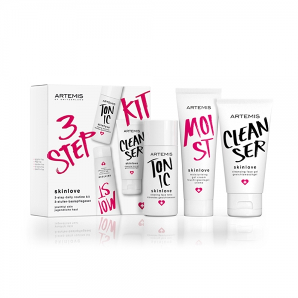 Skinlove 3 Step Daily Routine Kit