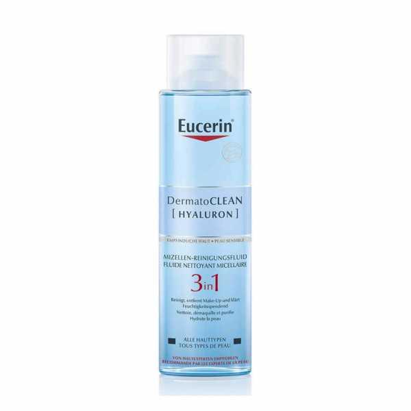 Dermatoclean 3in1 Mizellen Reinigungsfluid