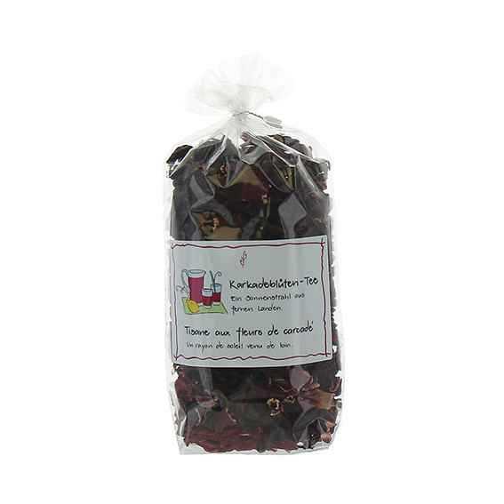 Karkadeblüten Tee