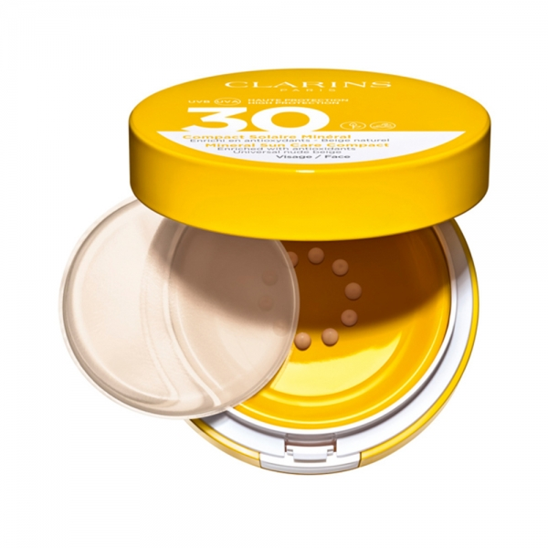 Solaires Visage SPF30 Compact