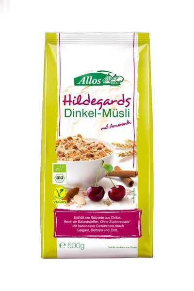 Hildegards Dinkelmüesli Bio