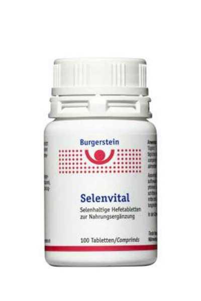 Selenvital Tablette