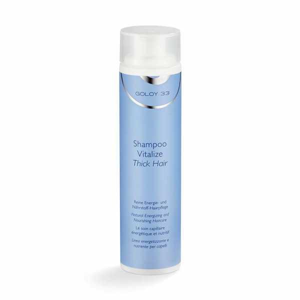 Shampoo Vitalize Thick Hair