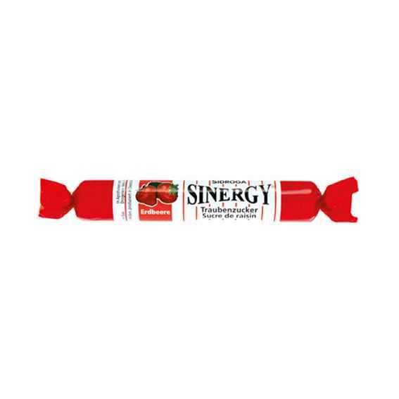 Sinergy Traubenzucker Rolle Erdbeere