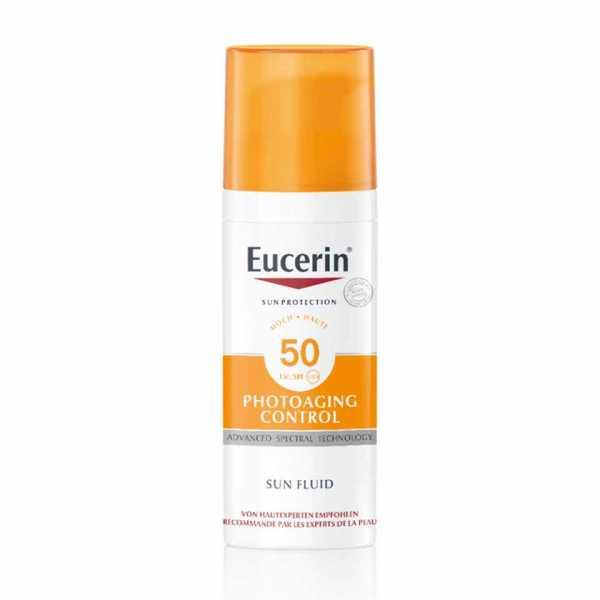 Sun Anti Aging Face Fluid LSF 50