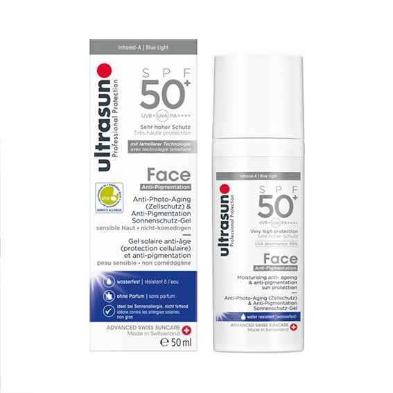 Sun Face Anti-Pigmentation SPF50+