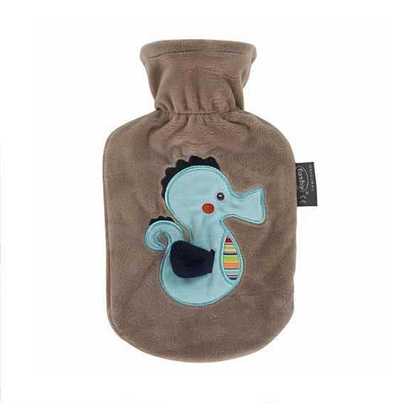 Kinderwärmeflasche Seepferdchen