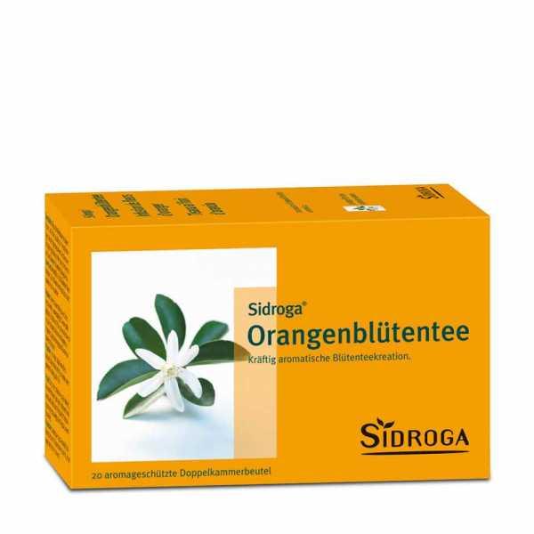 Orangenblüten Tee Beutel