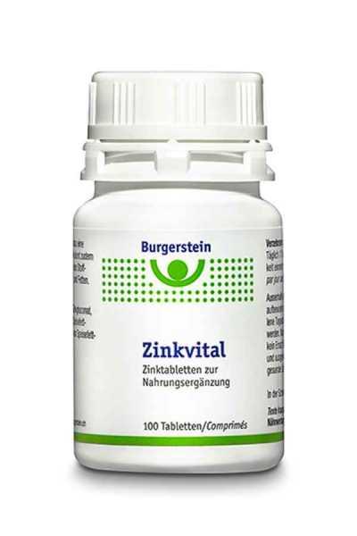 Zinkvital Tabletten