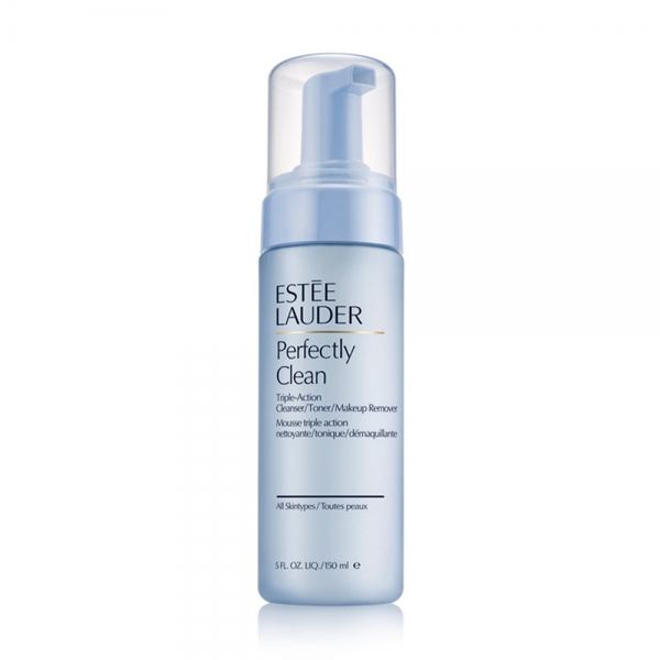 Perfectly Clean Triple-Action Cleanser, Toner, Make-Up Remover