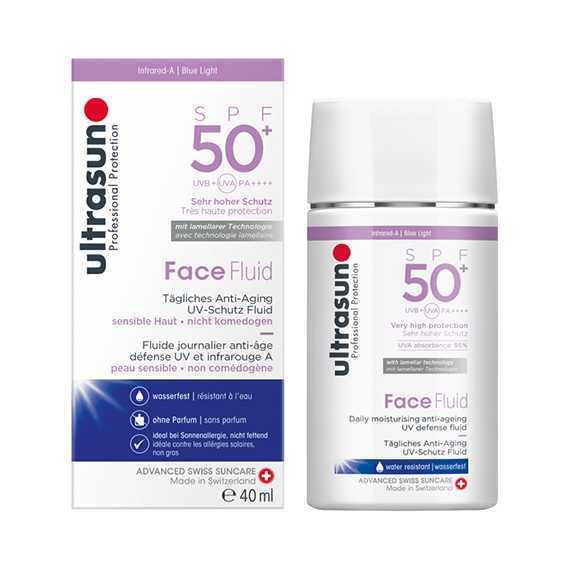 Sun Face Fluid SPF50+