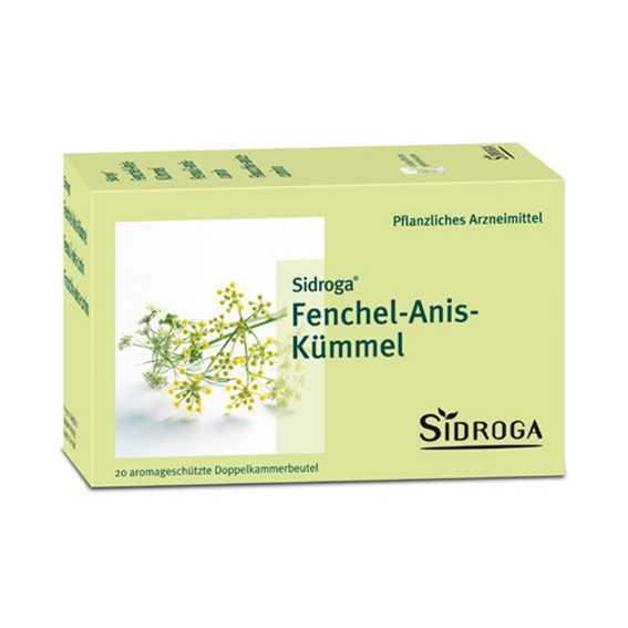 Fenchel-Anis-Kümmel Tee Beutel