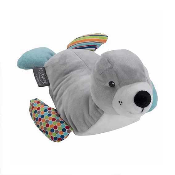 Wärmekissen Seehund Siggi