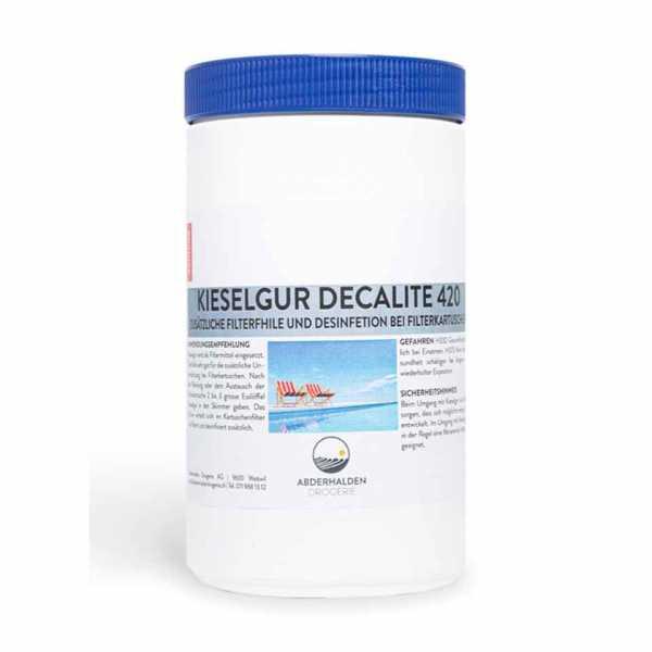 Kieselgur Decalite 4200