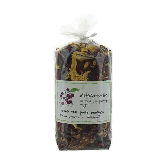 Wildfrüchte Tee