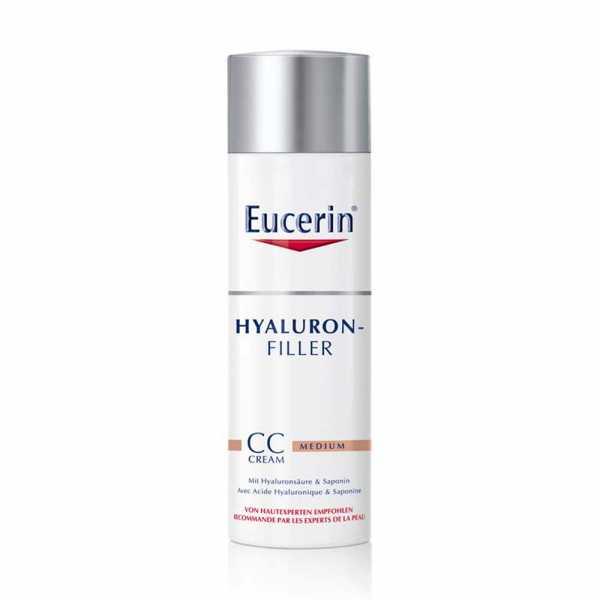 Hyaluron Filler CC Cream Medium