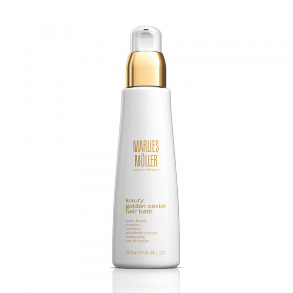 Golden Caviar Hair Bath