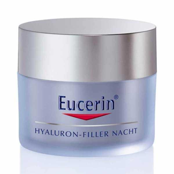 Hyaluron Filler Nachtcreme Trockene Haut