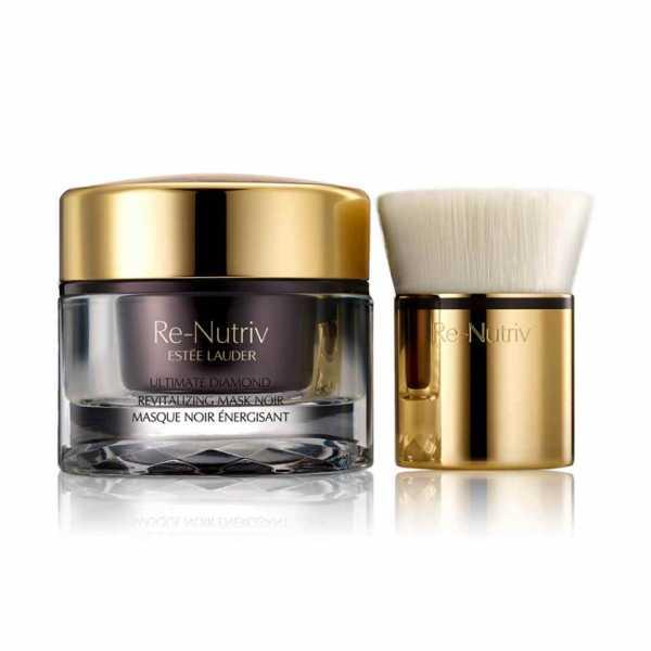 Re-Nutriv Ultimate Diamond Revitalizing Mask Noir