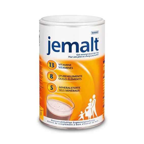 Ovo Vitamin Pulver Dose
