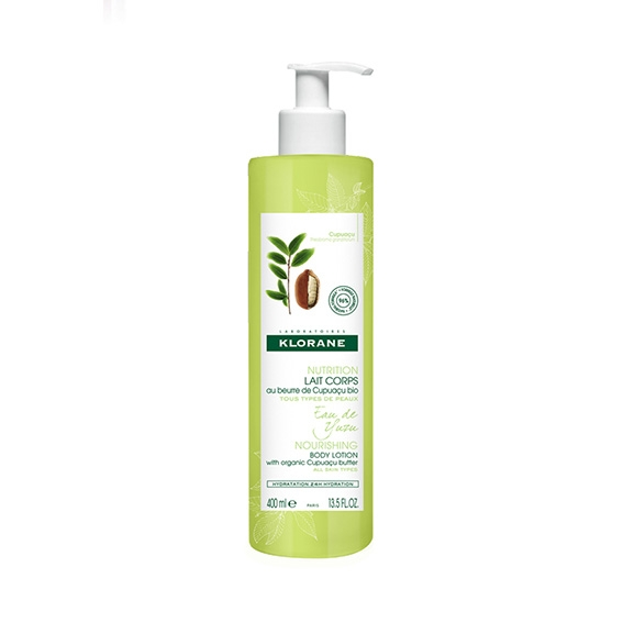 Bodylotion Yuzuwasser
