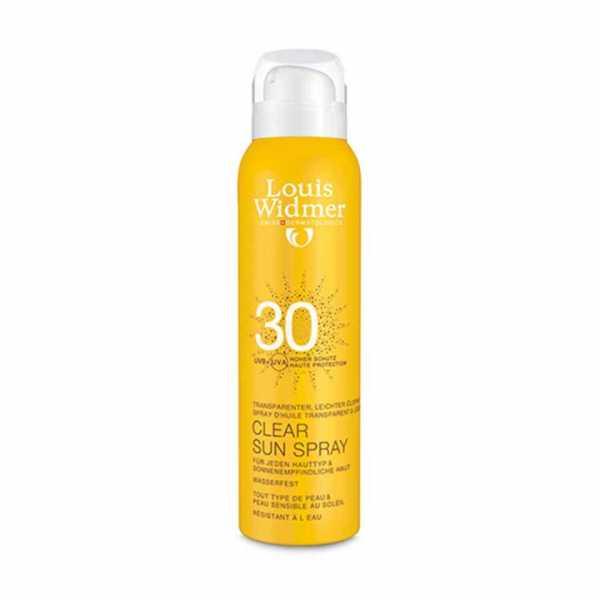 Clear Sun Spray SPF 30
