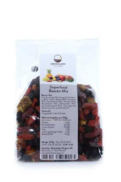 Superfood Beeren Mix