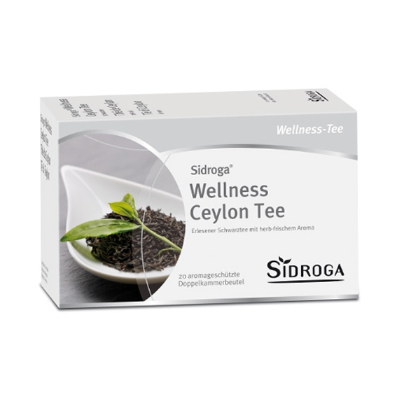 Wellness Ceylon Tee Beutel