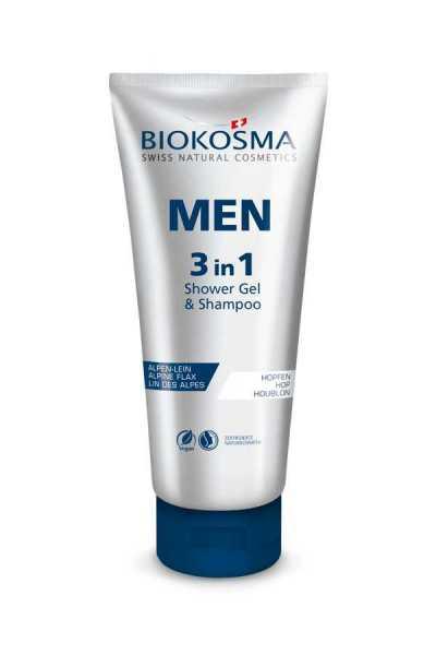 Men Shower Gel & Shampoo