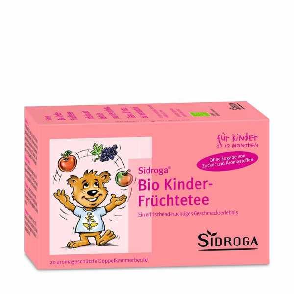 Bio Kinder-Früchtetee