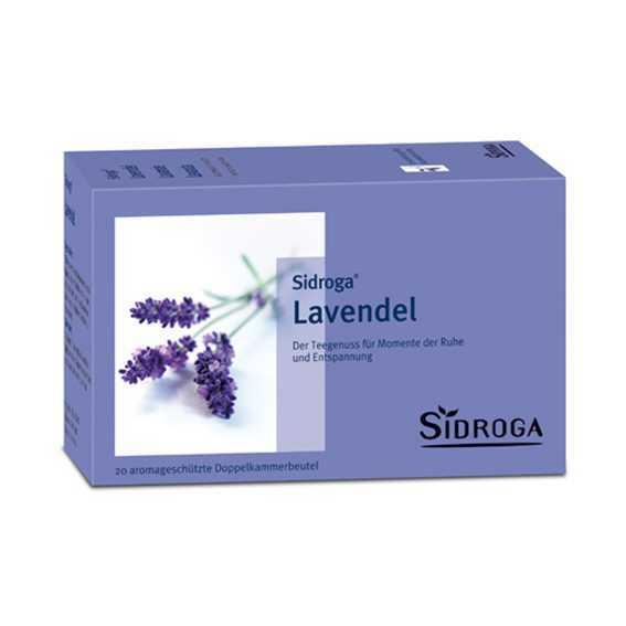 Lavendel Tee Beutel