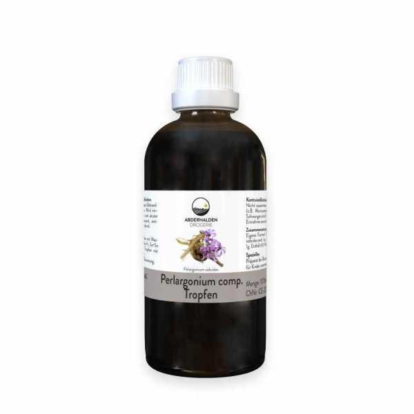 Pelargonium comp. Tropfen