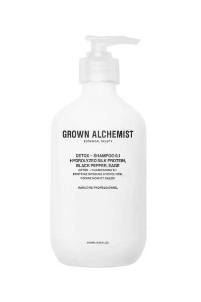 Detox Shampoo 0.1