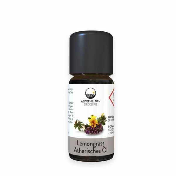 Ätherisches Öl Lemongras
